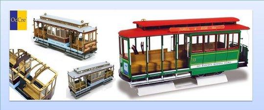 Modelbouw-Hout-Treinen