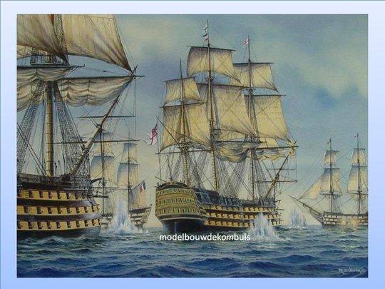 H.M.S.-Victory-Geschiedenis