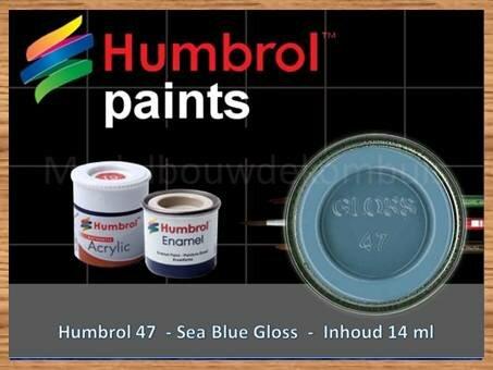 Humbrol-Metallic