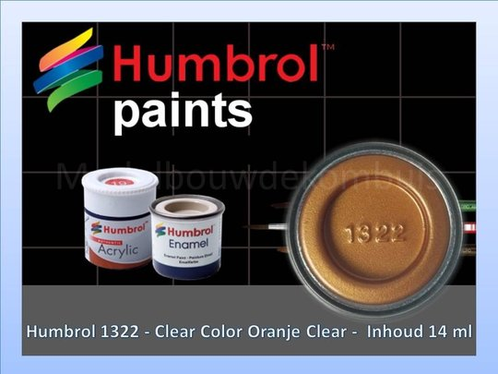 Humbrol-Transparant