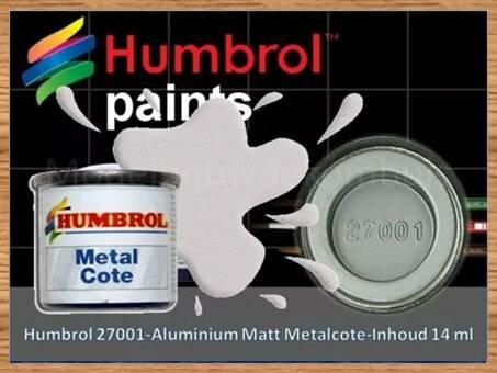 Humbrol-Metalcote