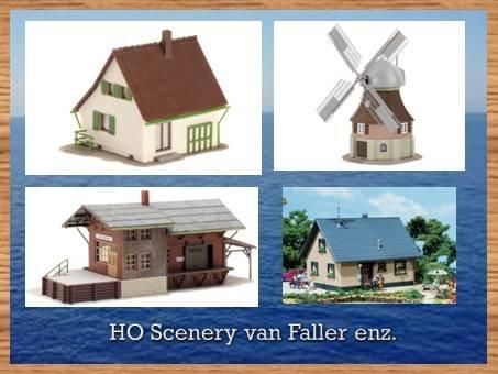 Faller-HO-Scenery