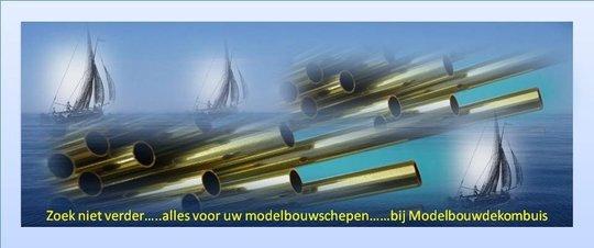 Modelbouw-Koper-Messing-Aluminium