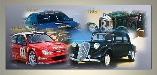Heller-Auto-1:43