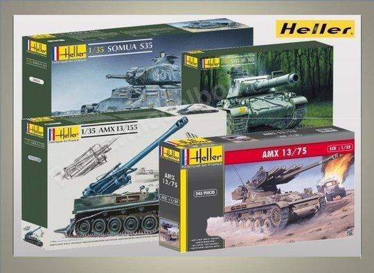Heller-Military-1:35