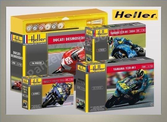 Heller-Motoren-1:24