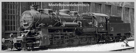 Stoom-Locomotief