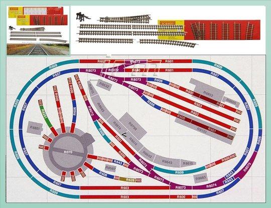 Rail-Sets