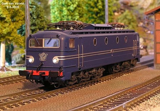 Elec.-Locomotief