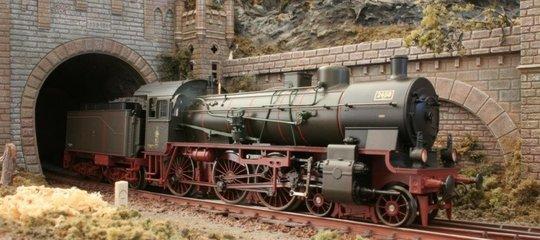 DC-Stoom-Locomotieven