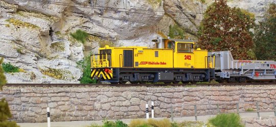 Diesel-Locomotief