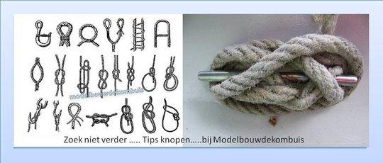 Modelbouw-Tips-Knopen