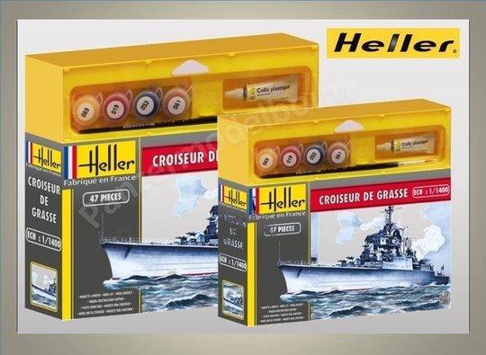 Heller-Schepen-1:400