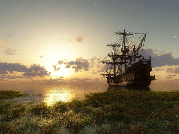 Historisch Schip