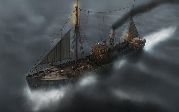 Stoomschip