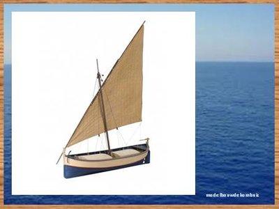 Bouwdoos Llaud del Mediterraneo