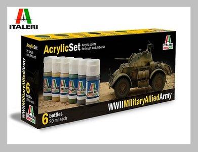 WWll Military Allied Army