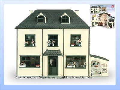Poppenhuis linda modelbouwdekombuis for Poppenhuis bouwen