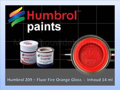 Uitzonderlijk Fluor Fire Orange Gloss - Modelbouwdekombuis WY46