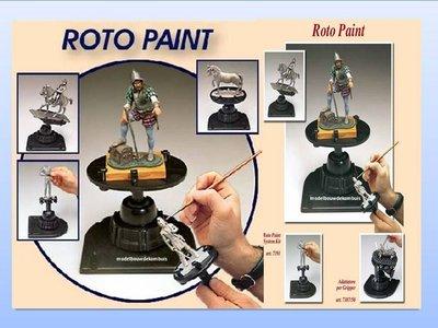 Roto Paint Systeem ( Amati )