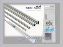 Aluminium 2 x 0,45 mm