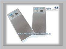 Aluminium Plaat 0,8 mm