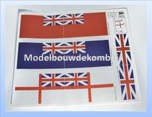 Vlag Gr-Brittannië 1700-1800