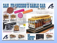 "San Francisco ""Powell Street"" Cable"