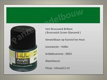 Brunswick-Groen-No.3-Glans