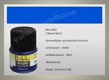 Blauw No.25 Mat
