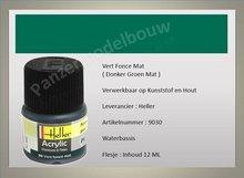 Donker Groen No.30 Mat