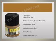 Zandkleur No.63 Mat