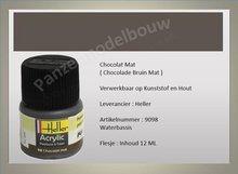 Chocolade Bruin No.98 Mat