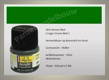 Leger Groen No.102 Mat