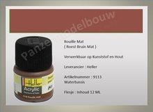 Roest Bruin No.113 Mat