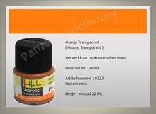 Oranje No.322 Transparant
