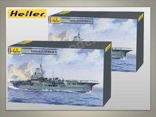 1:400 HMS Illustrious