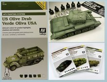 US Army Olive Drab