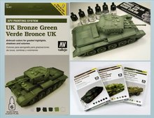 AFV Verde Bronze UK