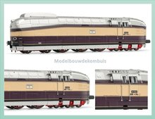 DC. Streamlined highspeed stoom locomotief