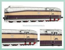 AC. Streamlined highspeed stoom locomotief