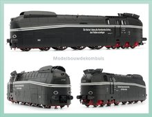 Streamlined high-speed stoom locomotief