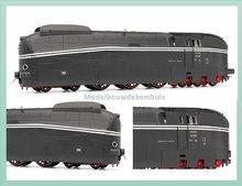 DC Digitaal Sound Stoom Locomotief, DR 61 002