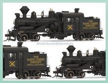DC Digital with Sound Heisler Stoom Locomotief