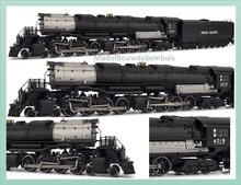 DC Union Pacific, heavy stoom locomotief, class 4000