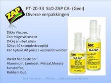 ZAP SLO-ZAP CA-(geel)
