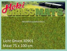 75 x 100 Licht Groen
