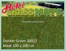 100 x 200 Donker Groen