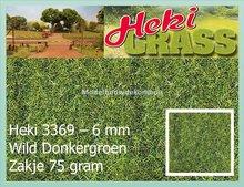 Wild Gras Donkergroen