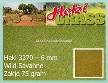 Wild Gras Savanne